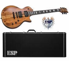 ESP LTD EC-1000 KOA Natural Gloss KNAT  NEW + FREE ESP CASE!  EC 1000 EC1000