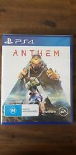 Anthem PS4 Game NEW