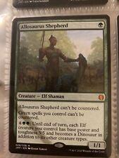 x1 Mtg Jumpstart Allosaurus Shepherd - Unplayed - Nm/M