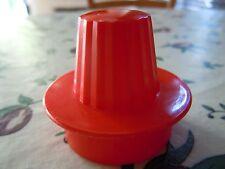 Bouchon en plastique rouge pour cafetière Bodum