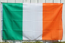Irish Big 1.5 Metre Tricolour Flag Large Size Republic of Ireland Éire