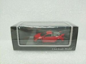 FK8 Pickup Truck Red Scale Model 1/64