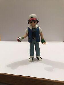 Pokemon figure (Tomy 1998 CGTSJ) - Ash Ketchum