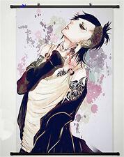 Anime Manga Tokyo Ghoul Wallscroll Stoffposter 60x90cm  Gift  033