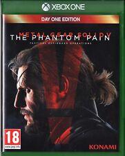 Jeu Xbox One Metal Gear Solid V - The Phantom Pain