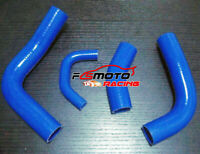 BLUE Silicone Heater Hose kit For Toyota Landcruiser Land cruiser 80 SERIES 3F