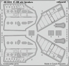 Eduard PE 48855 1/48 McDonnell F-4D Phantom air brakes Academy
