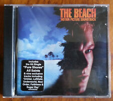 VARIOUS ARTISTS 'The Beach' CD album 1999 1990s dance electronic soundracks