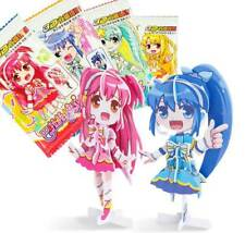 Cute Anime Figure Kawaii Magical Girl 3D Model Manga Gift Gachapon Blind Bag