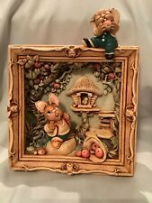 Pendelfin- The Orchard - Mint Condition, Made In England (Original Box)