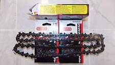 "3 73LPX072G Oregon chisel chainsaw saw chain 20""  3/8 pitch .058 gauge 72 DL"