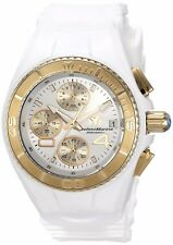 Technomarine Women's Cruise Quartz Stainless Steel and Silicone Watch: TM-115361