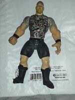 Rare HTF  WWF WWE STONE COLD STEVE AUSTIN Jakks Pacific Action Figure 1998