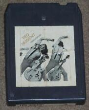 Ted Nugent Free For All, 8 Track Tape, Tested, Working, Pa34121