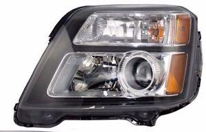 GMC TERRAIN DENALI 2013-2015 LEFT DRIVER HEADLIGHT FRONT LAMP HEAD LIGHT NEW