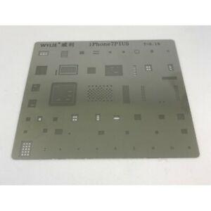 reballing stencil for iphone 7PLUS iphone repair part direct heat  reflow