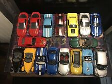 17 NEW RAY-DIECAST Model Cars 1/32 Scale 17 Cars Total