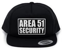 Area 51 Security Hat, Cap, Alien hat, UFO hat, Space, NASA, Extraterrestrial