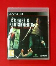 Sherlock Holmes Crimes & Punishments - PLAYSTATION 3 - PS3 - NUEVO