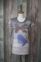 T-shirt     °°° MARITHE + FRANCOIS GIRBAUD °°     Taille S   °°°D25B°°°