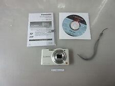 Panasonic - Lumix DMC-SZ7 14.1MP Digital Camera