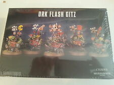 Warhammer 40k Ork Flash Gitz-New and Sealed