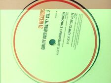 31 Records- Quality over Quantity Vol. 2 Commix S.P.Y Jubei Spectrasoul 2x12""