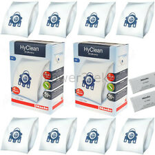 8 x Genuine miele GN, 10123210 sacchetti Hoover per s438i2 s440i s4441 UK STOCK