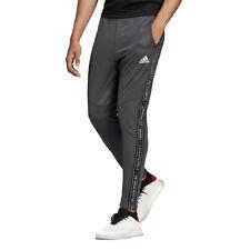 Adidas Men's Tiro 19 Grey Six/Black Training Pants FQ4890 NEW