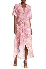 NEW Show Me Your Mumu Get Twisted Maxi Dress In Pastel Palace Small