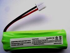 VT50AAAALH2BMJZ COMPATIBLE CORDLESS PHONE BATTERY 2.4V Ni-MH 500mAh
