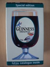 More details for glass guinness collectable special edition gilroy classics goblet new & boxed