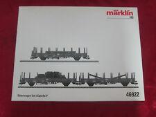 Märklin 46922 Güterwagen-Set DSB Epoche V - Modelleisenbahn