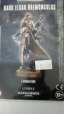 Warhammer 40K DARK ELDAR HAEMONCULUS Clamshell New Sealed