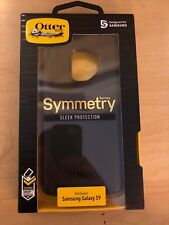 Otterbox Symmetry Case for Galaxy S9 BLACK New In Box Never Opened