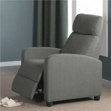 Massage Recliner Chair With Heat & Vibration Control Ergonomic Executive Couch