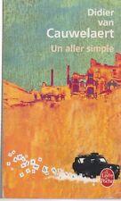 Un aller simple -  ~ Didier Van Cauwelaert