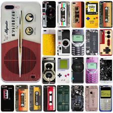 3D Tape Ultra Thin Soft Silicone Phone Case Cover For Iphone 6 6S 7 8 PLUS 5 5S