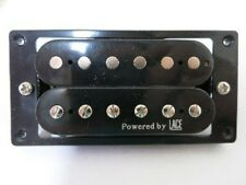 Powered by Lace Humbucker Pickup with Trim