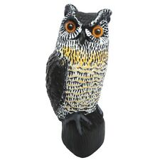 Whites Outdoor 330mm Solar Powered Pest Control Owl