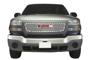Putco 84116 Grille Insert; Overlay; Polished Stainless; 98-02 Lincoln Navigator