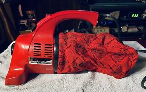Royal Dirt Devil Plus Hand Vac Model 503 w Vacuum Kit & Extra Belt , Manual