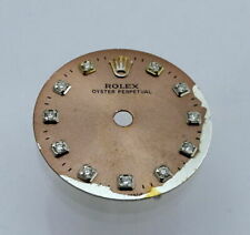 Rolex Oyster 6719 6718 6723 6716 6723 Factory Diamond No Date Watch Dial