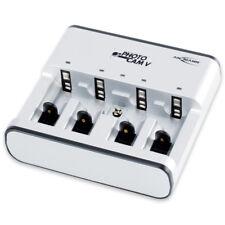 ANSMANN Ladegerät Photocam V für AAA, AA, C, D, 9V-Block 5207473