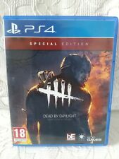 DEAD BY DAYLIGHT (SPECIAL EDITION PS4 GAME)