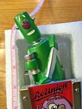 Beer Tap Reunion Brewing Robot Handle Brand New in Original Box