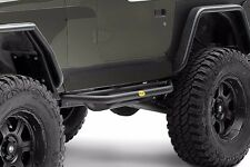 Smittybilt SRC Side Armor Protection & Steps 04-06 Jeep Wrangler Unlimited 76632