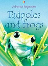 Tadpoles and Frogs (Usborne Beginners) By *