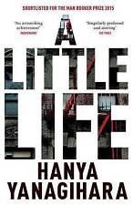 A Little Life by Hanya Yanagihara Signed 1st/1st Goldsboro books