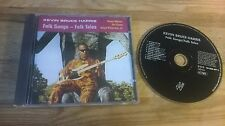 CD Jazz Kevin Bruce Harris - Folk Songs - Folk Tales (9 Song) ENJA / TIPTOE